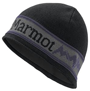 Marmot Men's Spike Hat, Black, One Size