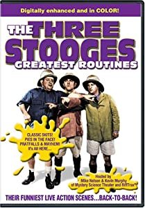 The Three Stooges: Greatest Routines