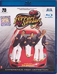 Ferrari Ki Sawaari [Blu-ray]