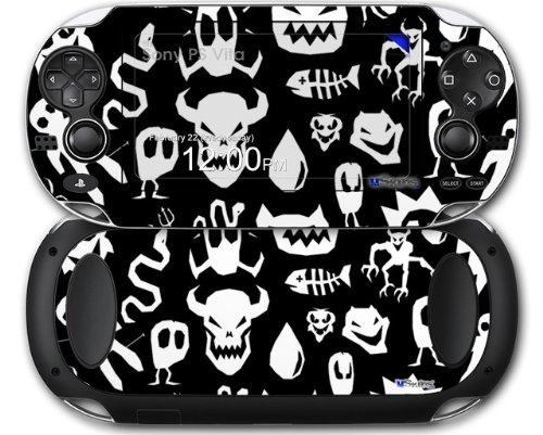 Sony PS Vita Skin Monsters