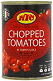 KTC Tomatoes Chopped 400 g (Pack of 24)