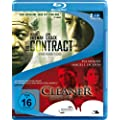 The Contract/Cleaner - Der Tod ist sein Gesch�ft [Blu-ray]