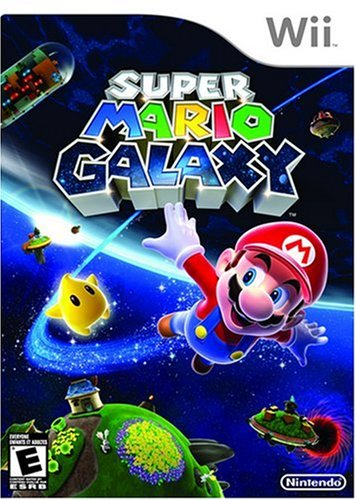Super Mario Galaxy (Super Mario Galaxy 3 Wii compare prices)