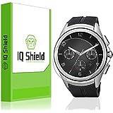LG Watch Urbane 2nd Edition LTE Screen Protector [6-Pack,Full Coverage], IQ Shield® LiQuidSkin - Lifetime Warranty...