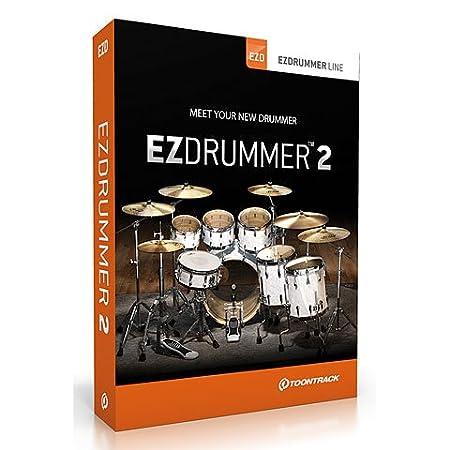 Toontrack EZDrummer 2 Virtual Drum Sampler PC/MAC