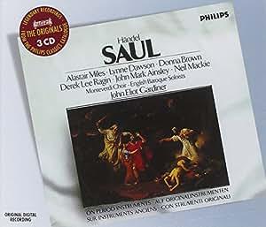 Handel: Saul (DECCA The Originals)