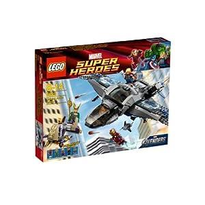 LEGO Super Heroes 6869: Quinjet Aerial Battle