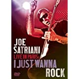 Joe Satriani: I Just Wanna Rock - Live In Paris [DVD] [2010]by Joe Satriani