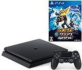【12/6プライム会員限定 参考価格から7,750円OFF】PlayStation 4 ジェット・ブラック 500GB(CUH-2000AB01)+ ラチェット&クランク THE GAME