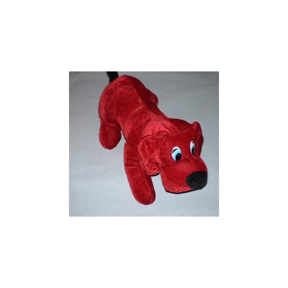 Clifford the Big Red Dog 10 Plush Doll