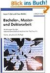 Bachelor-, Master- und Doktorarbeit:...