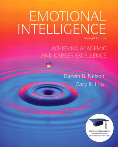 Emotional Intelligence: Achieving Academic and Career...