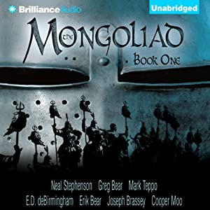 The Mongoliad: The Foreworld Saga, Book 1 Hörbuch