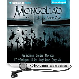 The Mongoliad: The Foreworld Saga, Book 1 (Unabridged)