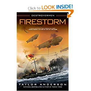 Firestorm - Taylor Anderson
