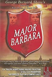 Major Barbara (Library Edition Audio CDs)