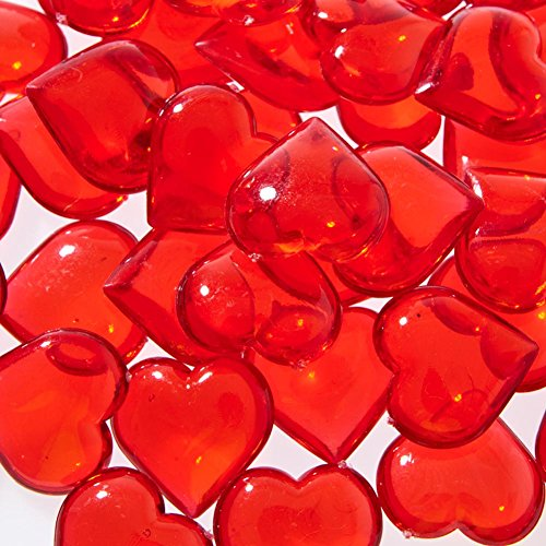 Red Heart Gems