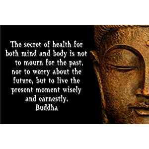 Quote Picture Frames on Inspirational Buddha Quotes  Large Framed Canvas Picture  Xl Frame