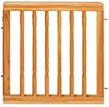 Evenflo Home Décor Wood Gate, Natural Oak