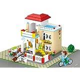 Sluban Girls Dream Sweet Home 381 Pieces (Brand New In Original English Box) 100% Lego Compatible Educational...