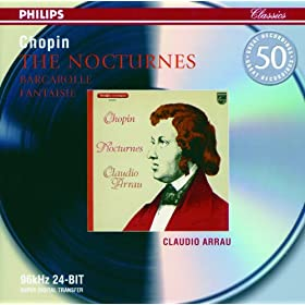Chopin: Nocturne No.17 in B, Op.62 No.1