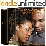 Aisha Washington Five Book Set (The Aisha Washington Collection 2)