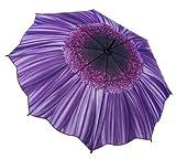 Galleria-Purple-Daisy-Stick-Umbrella-Purple-Daisy