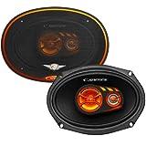 Cadence Acoustics FS6935 300 Watt Peak 6×9-Inch 3-Way Speaker System Best Kitchen Accessories