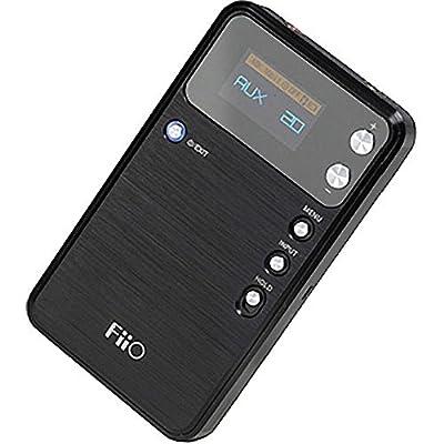 FiiO E17K Portable USB DAC and Headphone Amplifier