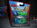 DISNEY PIXAR CARS 2 CARLA VELOSO #8 DIECAST VHTF NEW 1:55