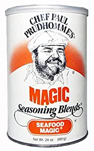Seafood Magic Seasoning 24oz