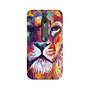 Mobicture Pattern Premium Printed Case For Moto G3