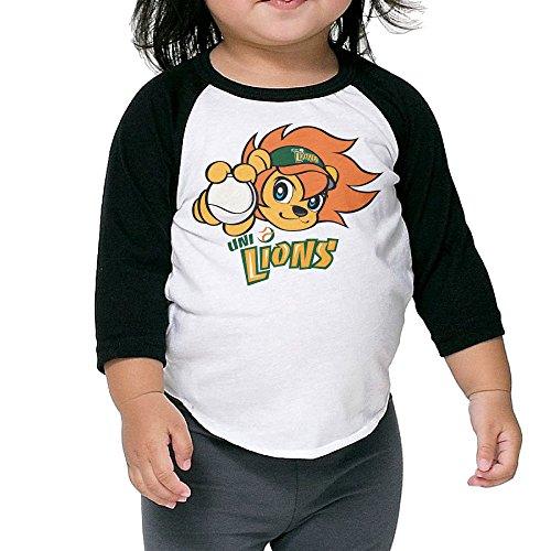 xjbd-kids-uni-president-7-eleven-lions-3-4-contrast-tshirt-size-2-toddler