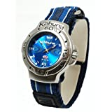 Kahuna Ladies Blue 100M Water Resistant Watch