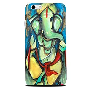 StyleO Iphone 6 designer case and cover printed mobile back cover Lord Ganesha
