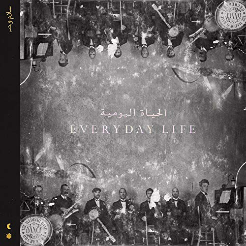 CD : COLDPLAY - Everyday Life