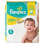 Pampers - New Baby - Couches Taille 2...