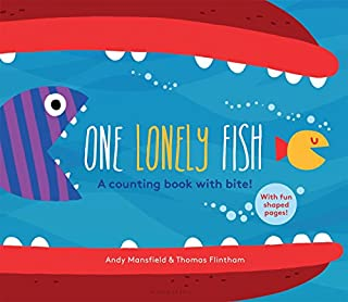 Book Cover: One Lonely Fish