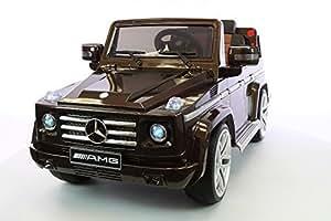 2016 g55 mercedes power wheels for kids 12v for Mercedes benz g55 power wheels