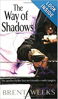 The Way of Shadows (The Night Angel) - Brent Weeks