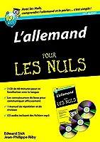 L'allemand pour les nuls : Kit audio (3 CD audio)