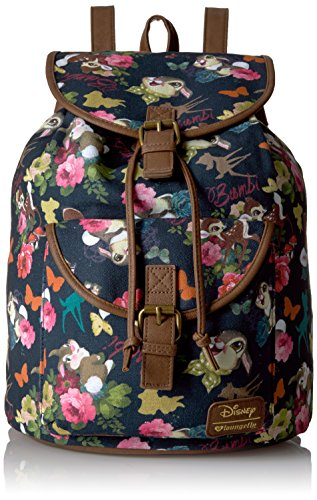 loungefly-unisex-adult-bambi-floral-print-canvas-rucksack-standard