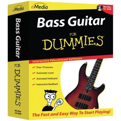 Animated Bass Guitar