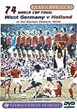 1974西ドイツワールドカップ決勝西ドイツ対オランダ【海外DVD】