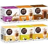 Nescafé Dolce Gusto Set Sweet Dreams, Café, Cápsulas de Café, 6 x 16 Cápsulas