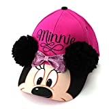 Minnie Mouse Toddler Pink Baseball Cap Hat