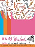 Andy Warhol Fashion Mix and Match Stationery (0811843785) by Warhol, Andy