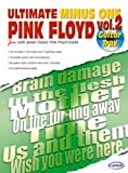 echange, troc Pink Floyd - Ultimate Minus One - Pink Floyd - Vol 2 - Guitar - Sheet Music Book + CD