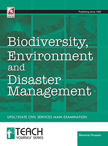BioDiversity, Environment and Disaster Management