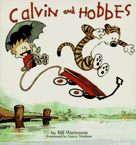 Calvin and Hobbes by Bill Watterson, Mr. Media Interviews